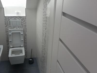 Rekonstrukce toaleta