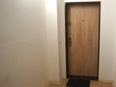 Realizace vstupní dveře do bytu